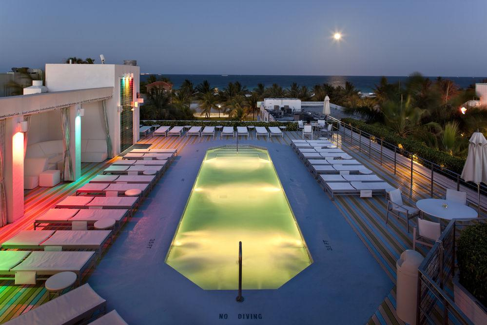 space at The Hotel of South Beach