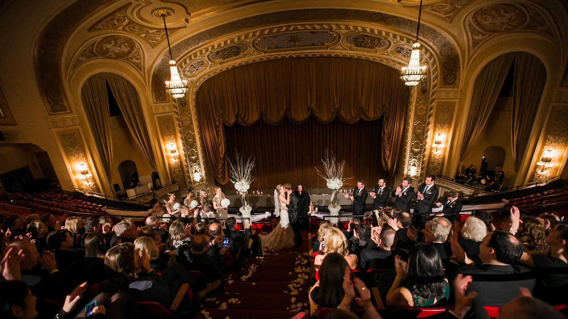 The Orpheum Theater Corporate Events Wedding Locations
