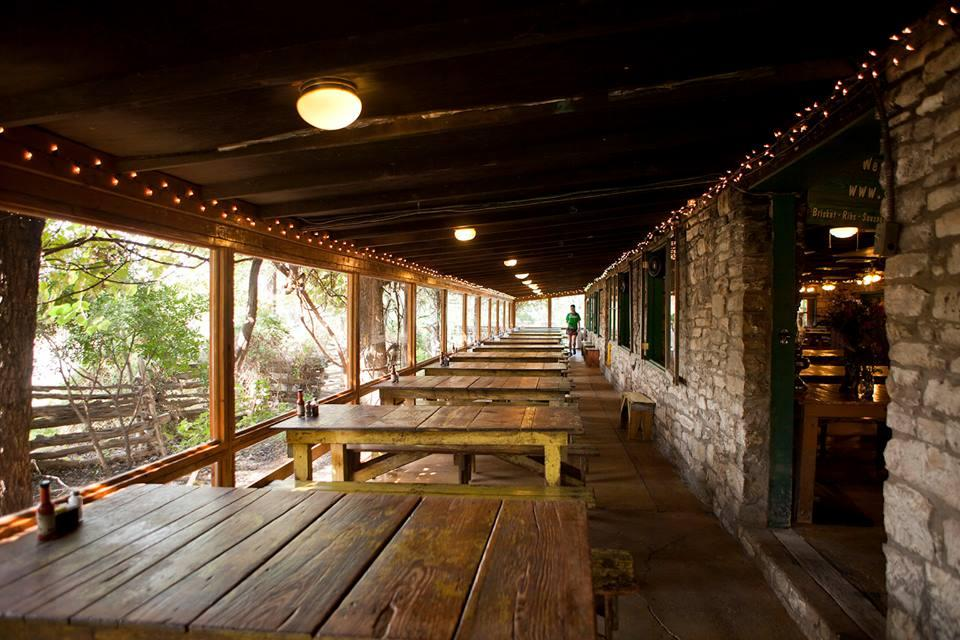 The Salt Lick Bbq Corporate Events Wedding Locations