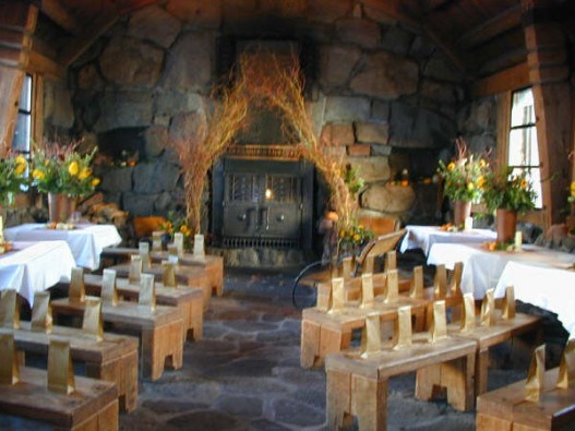 space at Timberline Lodge