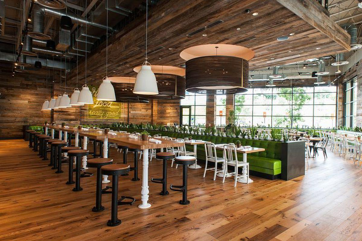 True Food Kitchen Pasadena Corporate Events Wedding