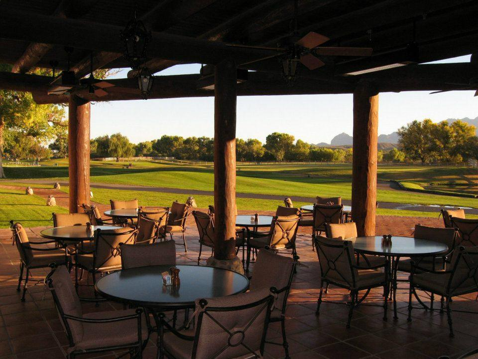 space at Tubac Golf Resort & Spa