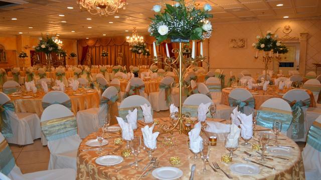 Venetian Banquet Hall Corporate Events Wedding