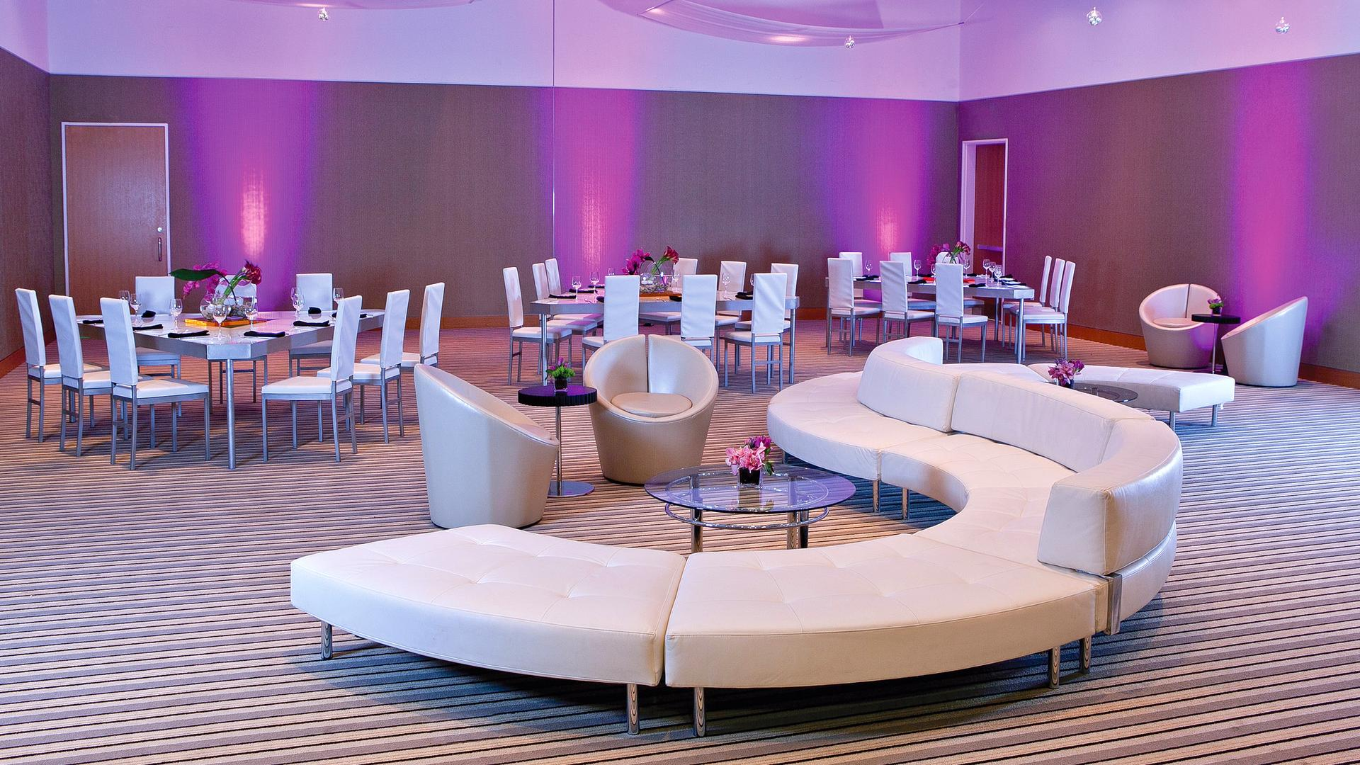 space at Sophisticated and Versatile Event Space