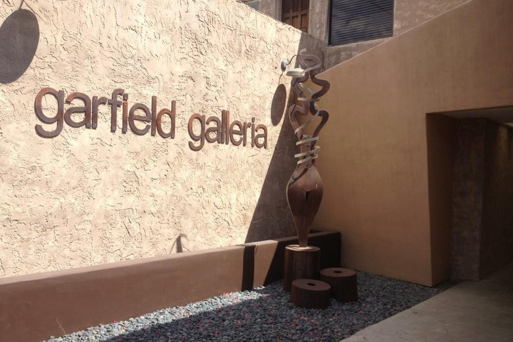 space at Your Art Party at Garfield Galleria