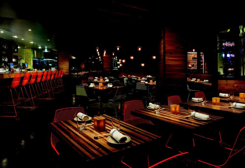 space at Yusho